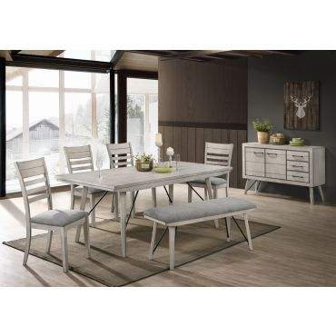 Standford Formal Dining Table Set