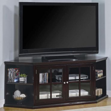 Striker Corner TV Stand
