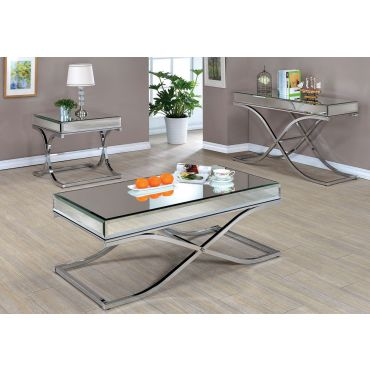 Sundance Mirrored Coffee Table