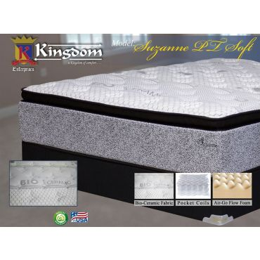 Suzanne Pocket Coil Mattress