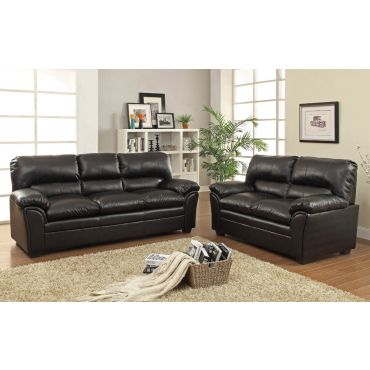 Talon Leather Soft Sofa Collection