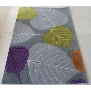 Contemporary Hand Tufted Rug TF 2