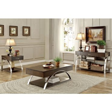 Tioga Lift Top Storage Coffee Table