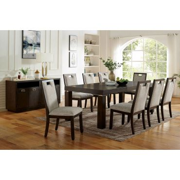 Trona Modern Dining Table Set