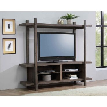 Tundra Rustic Brown Media Center