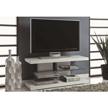 Zeke Modern Lacquer Finish TV Stand