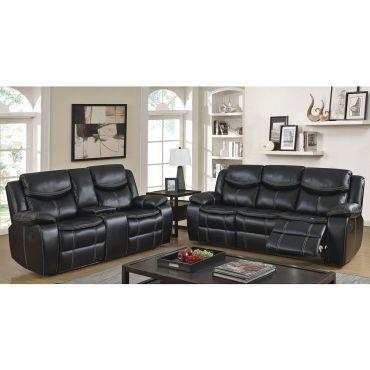 Tyler Contemporary Recliner Sofa