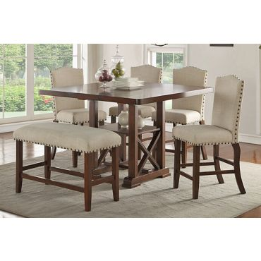 Vanon Counter High Table Set