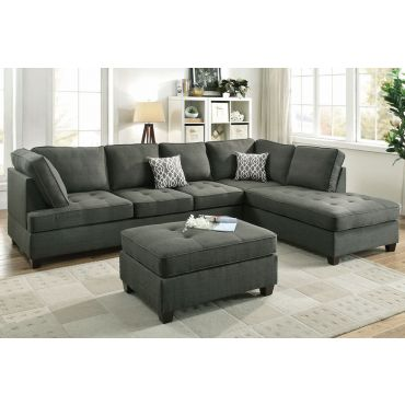 Velago Contemporary Sectional Sofa