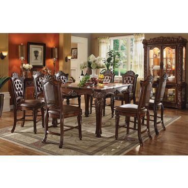 Vendome Counter Height Table Set