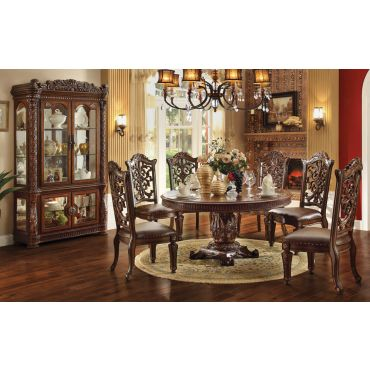 Vendome Round Top Table Set