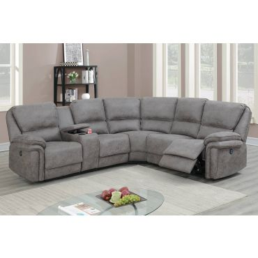 Verano Power Recliner Sectional