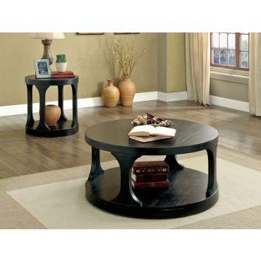 Vernon Round Shape Coffee Table