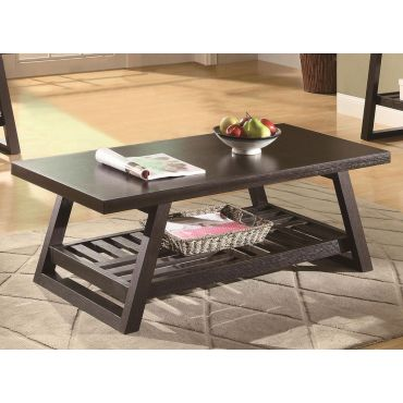 Verona Contemporary Coffee Table