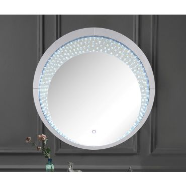 Vinson Wall Mirror With LED Light