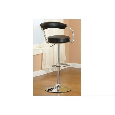 Vinsone Black Barstool Set of 2