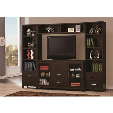 Millie Entertainment Center Wall Unit