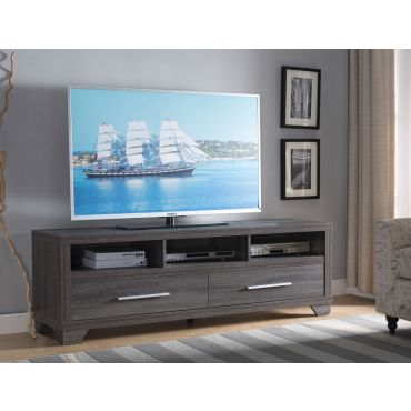 Wallis Rustic Grey 72 Inch TV Stand