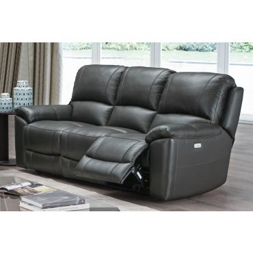 Waterloo Power Recliner Sofa Top Grain Leather