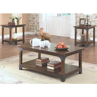 Westerville Traditional Coffee Table Set