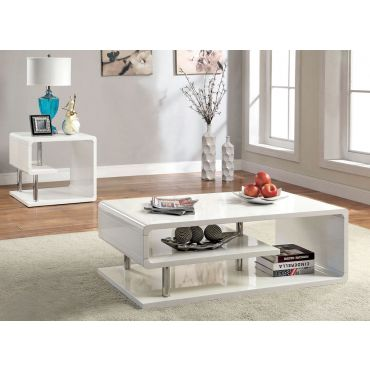 Willi Modern Lacquer Coffee Table