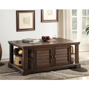 Windsor Coffee Table With Storage