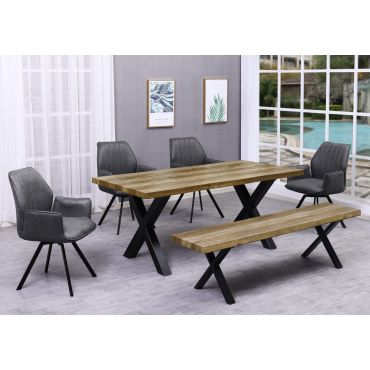 Woodmoor Dining Table Set