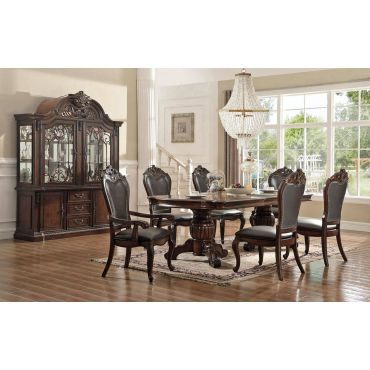 Wren Traditional Style Dining Room Set