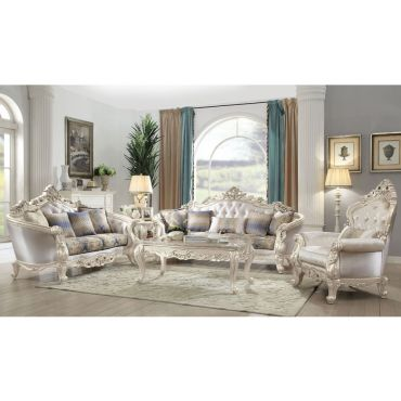 Zenna Traditional Style Sofa Collection
