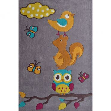 Zoomania Friends Kids Room Fun Rug