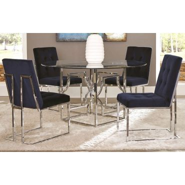 Zuri Modern Dining Table Set