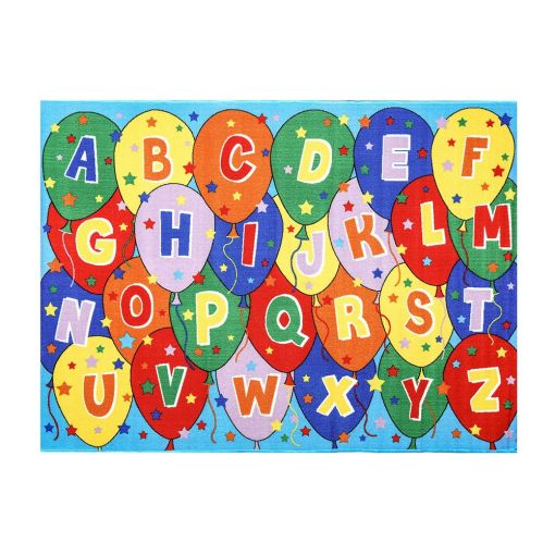 ABC Kids Room Fun Area Rug