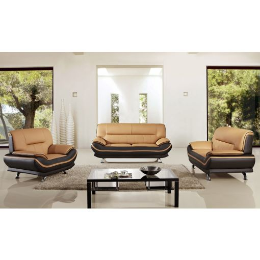 Betta Modern Style Sofa Set