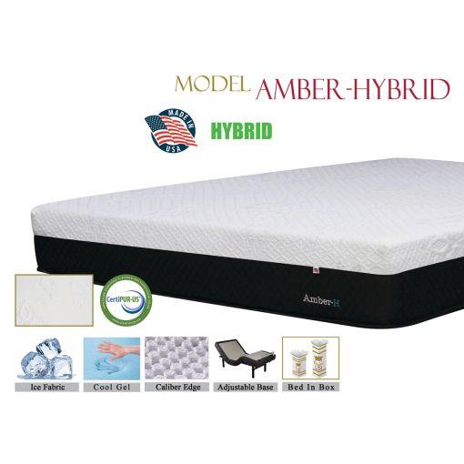 Amber Hybrid Mattress