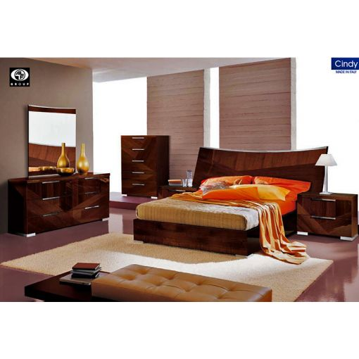 Cindy Modern Style Bedroom Collection