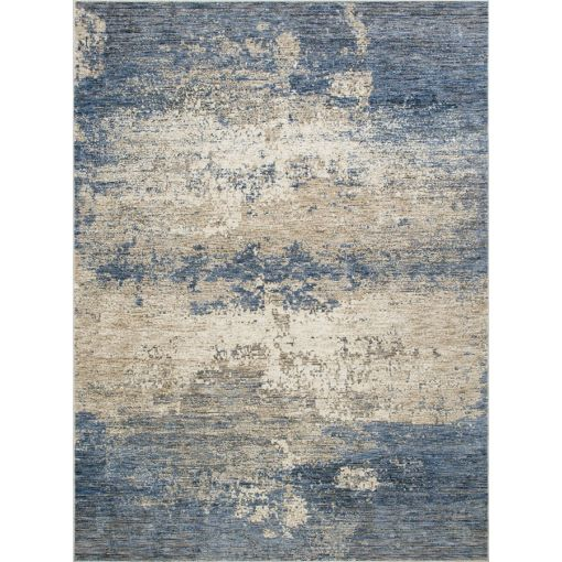 Billie Blue Vintage Area Rug