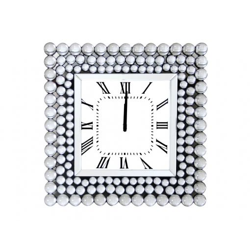 Bione Mirrored Wall Clock