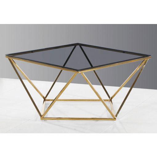 Boga Gold Coffee Table