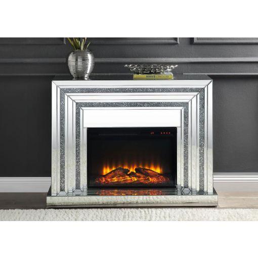"""Fireplace 47""""W x 13""""D x 39""""H"""