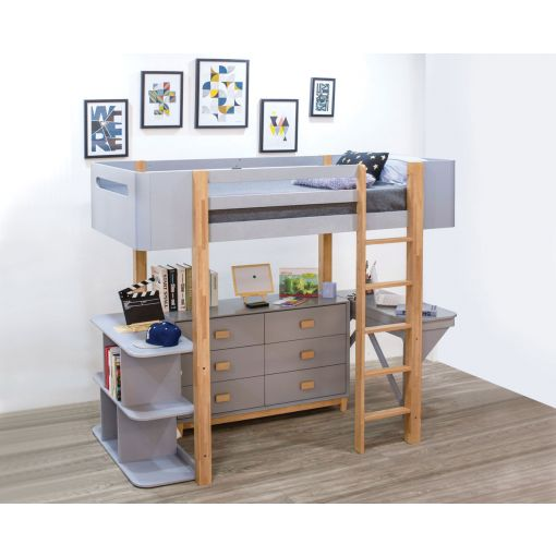 Camille Twin Loft Bed