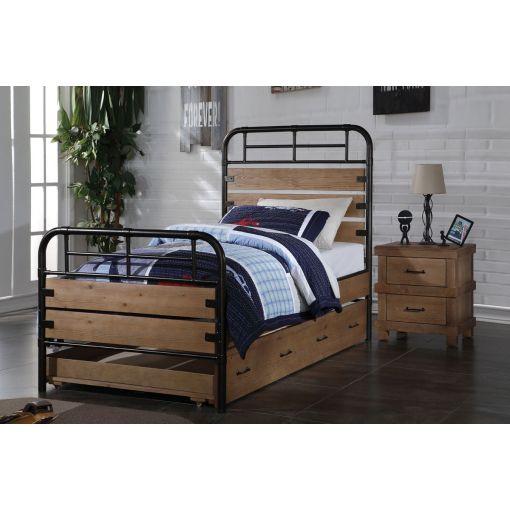 Casper Rustic Youth Bedroom Furniture