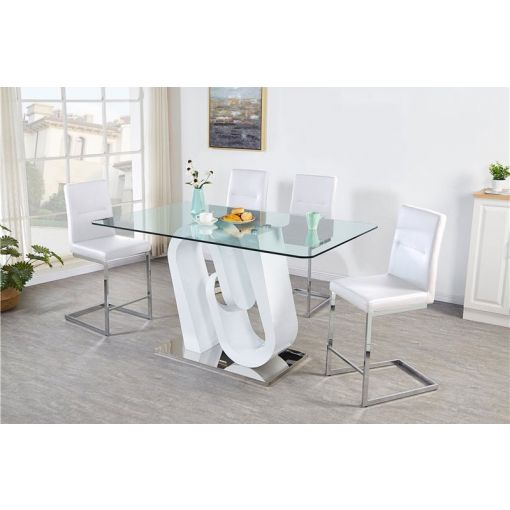 Destan Modern Counter Height Table Set