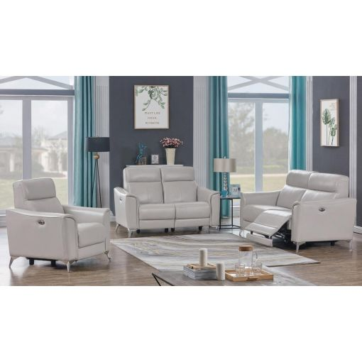 Devin Modern Power Recliner Sofa