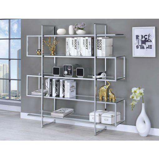 Elvira Modern Display Shelves