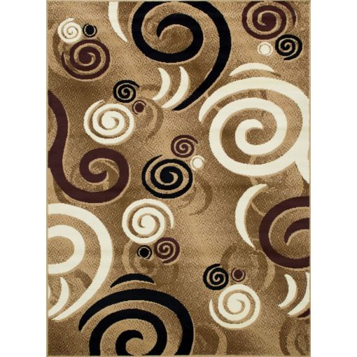 Evoc Area Rug Abstract Shapes