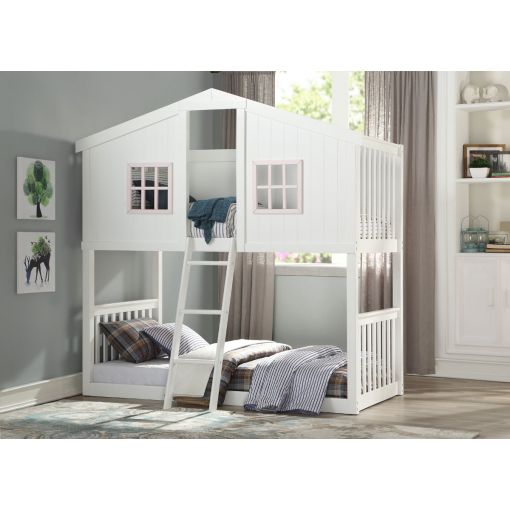 Fairfax White House Bunkbed