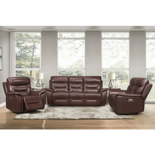 Gibson Power Recliner Living Room Furniture