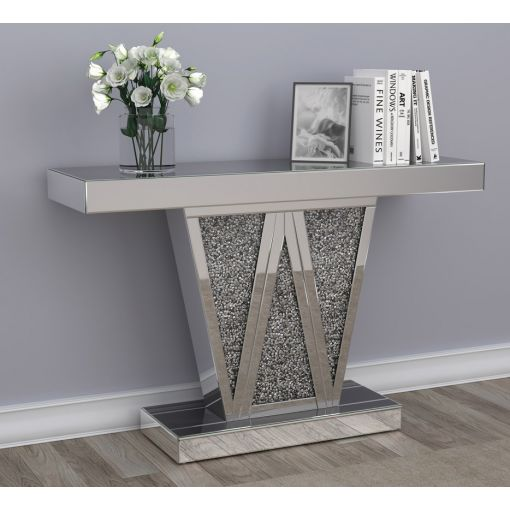 Ianthe Mirrored Console
