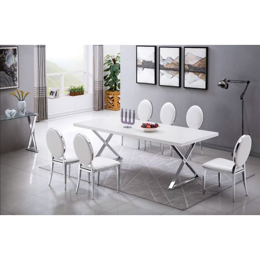 Juno Modern Dining Table