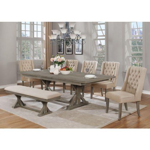 Kentucky Park Formal Dining Table Set
